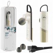 Bluetooth-гарнитура WK BS300 Gold