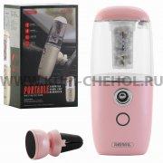 Увлажнитель ионизатор для авто Remax RT-C03 Pink