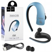 Bluetooth-гарнитура HOCO E10 Sea blue