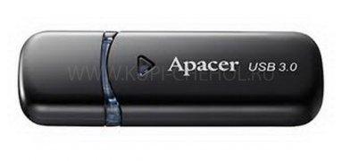 ФЛЕШ Apacer AH355 16GB Black USB 3.0