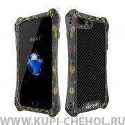 Чехол противоударный Apple iPhone 7 Plus R-JUST Amira RJ-04 Green