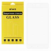 Защитное стекло Xiaomi Redmi 4 Aiwo Full Screen белое 0.33mm