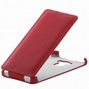 Чехол флип Xiaomi Redmi 4 / 4 Pro Derbi красный