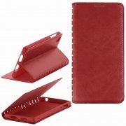 Чехол книжка Sony L39h Xperia Z1 New Case 001 красный