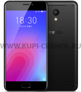Телефон Meizu M6 16GB Black