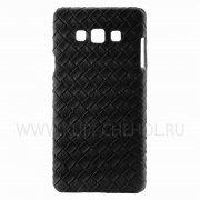 Чехол-накладка Samsung Galaxy A7 A700f 11459 чёрный