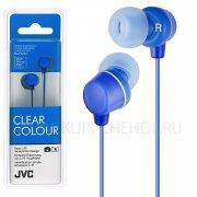 Наушники JVC HA-FX23 Blue