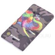 Чехол-накладка Microsoft 540 Lumia Mr.Elephant 8757 фосфор