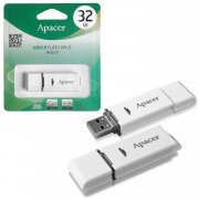 Флеш Apacer AH223 32Gb White USB 2.0