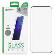Защитное стекло Samsung Galaxy S20 Amazingthing SupremeGlass Full Screen 3D Black 0.33mm