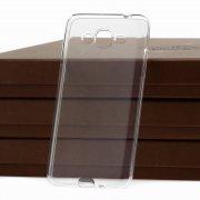 Чехол-накладка Samsung Galaxy Grand Prime G530h/G531h iBox Crystal прозрачный глянцевый 1.25mm