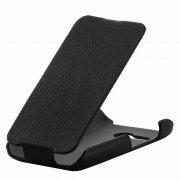 Чехол флип Lenovo A316i iBox Premium чёрный