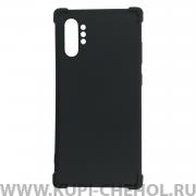 Чехол-накладка Samsung Galaxy Note 10+ Hard черный