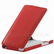 Чехол  откид  Huawei Honor 4X  UpCase  красн