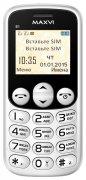Телефон Maxvi B1 White