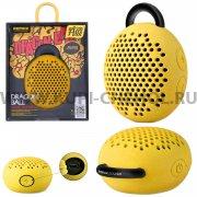 Колонка универсальная Bluetooth Remax RB - X1 Dragon Ball Yellow