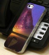Чехол-накладка Apple iPhone 5/5S Blue Shine 9991