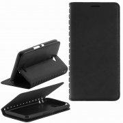 Чехол книжка Sony Xperia E4 Book Case New черный