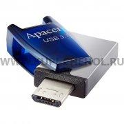 ФЛЕШ Apacer AH179 64GB Blue USB 3.0