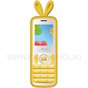 Телефон Maxvi J1 Yellow