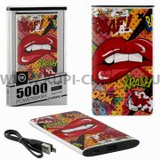 Power Bank 5000 mA П43036 Lips