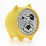 Колонка Bluetooth/TWS Baseus Dogz E06 Yellow