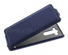 Чехол  откид  LG  D724  G3 S mini  UpCase  син