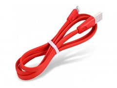 Кабель USB-iP Hoco X9 Rapid Red 2m