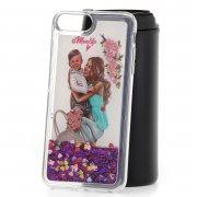 Чехол-накладка iPhone 6 Plus/6S Plus Lovely stream Mom's love