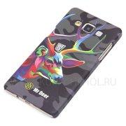 Чехол-накладка Samsung Galaxy A5 A500f Mr.Deer 8753 фосфор