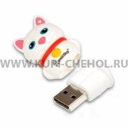 ФЛЕШ SmartBuy Wild 16GB Catty White