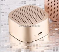 Колонка Bluetooth WK SP280 Gold УЦЕНЕН