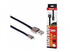 Кабель USB-iP Remax King Kong Symmetric Black 1m УЦЕНЕН