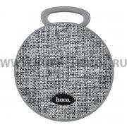 Колонка универсальная Bluetooth Hoco BS7 Grey
