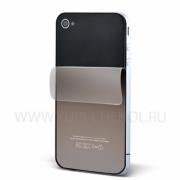 Плёнка на дисплей Samsung Galaxy S6 Edge Plus G928 глянцевая Ainy задняя