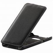 Чехол флип Samsung Galaxy S7 UpCase чёрный