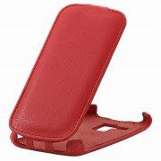 Чехол флип Samsung I8190 Galaxy S3 Mini iBox Premium красный