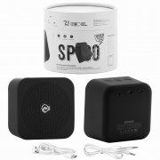 Колонка Bluetooth WK SP100 Black