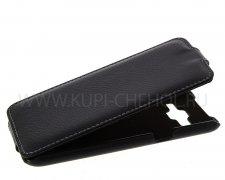 Чехол флип Samsung Galaxy J5 UpCase чёрный