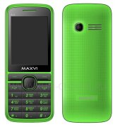 Телефон Maxvi C11 Green