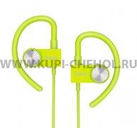 Спортивная bluetooth-гарнитура HOCO ES5 Green