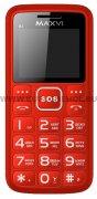 Телефон Maxvi B3 Red