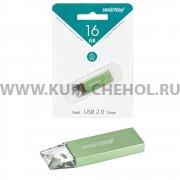 ФЛЕШ SmartBuy U10 16GB Green