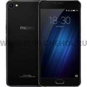 Телефон Meizu U20 16GB Black