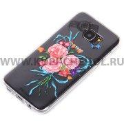 Чехол-накладка Samsung Galaxy S7 Edge 9152