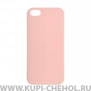 Чехол-накладка Apple iPhone 5/5S 11010 розовый