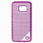 Чехол-накладка Samsung Galaxy S7 9450 розовый