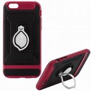 Чехол-накладка Apple iPhone 6/6S 10450 красный