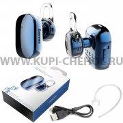 Bluetooth-гарнитура Baseus Encok Mini Wireless A02 Blue