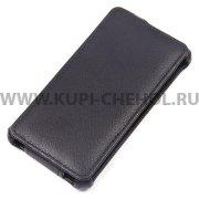 Чехол флип Lenovo A536 1358 чёрный